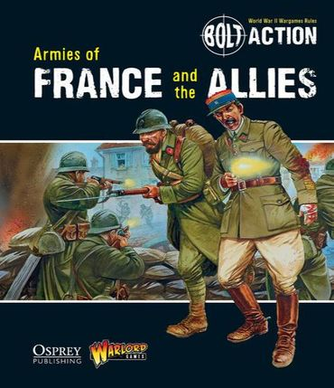 Armies of France and the Allies (Englisch)