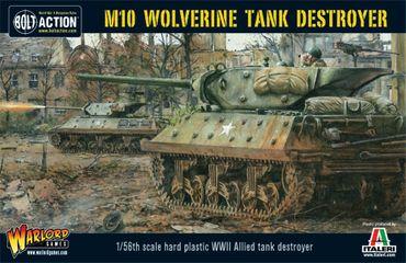 M10 Wolverine Tank Destroyer 28mm
