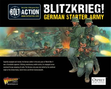 Bolt Action Starter Army - Blitzkrieg German 28mm – Bild 1