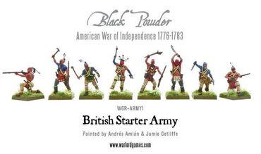 American War of Independence British Army Starter Set – Bild 6