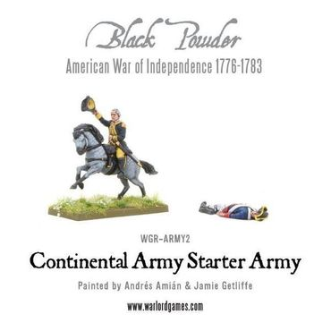 American War of Independence Continental Army Starter Set – Bild 7