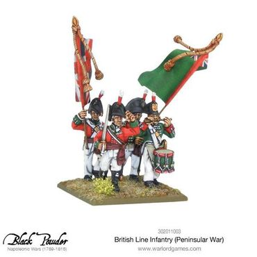 British Line Infantry Peninsular War 28mm – Bild 3