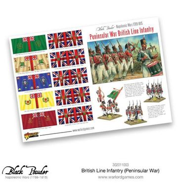 British Line Infantry Peninsular War 28mm – Bild 5
