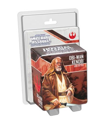 Star Wars Imperial Assault - Obi-Wan Kenobi Erweiterung (Deutsch)