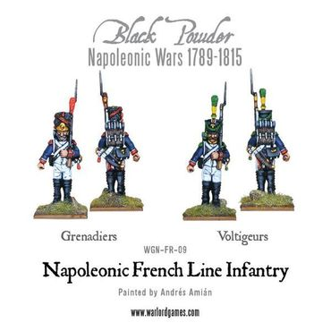Napoleonic French Line Infantry 28mm – Bild 4