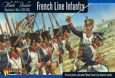 Napoleonic French Line Infantry 28mm – Bild 1