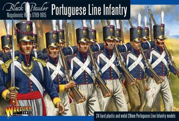 Napoleonic Portuguese Line Infantry 28mm – Bild 1