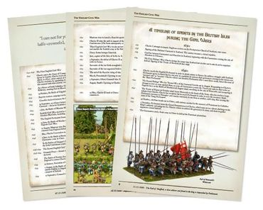Pike & Shotte To Kill A King English Civil War Supplement (Englisch) – Bild 2