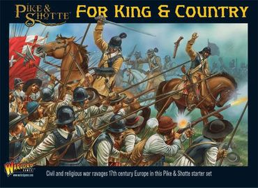 Pike & Shotte For King & Country (Englisch) 28mm – Bild 1