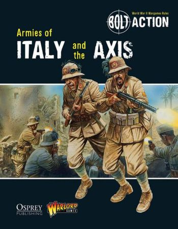 Armies of Italy and the Axis (Englisch)