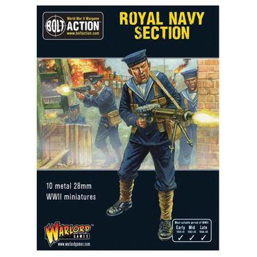 British Royal Navy Section 28mm – Bild 1