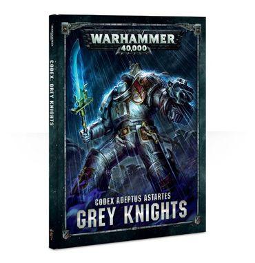 Grey Knights Codex (Deutsch)