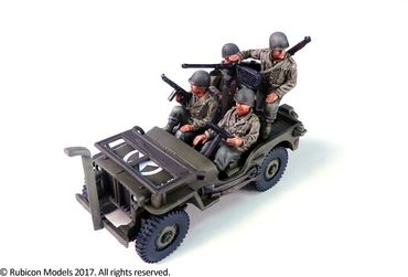 Willys MB 1/4 Ton 4x4 Truck US Standard 1/56 (28mm) – Bild 3