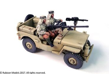 Willys MB 1/4 Ton 4x4 Truck Commonwealth 1/56 (28mm) – Bild 5