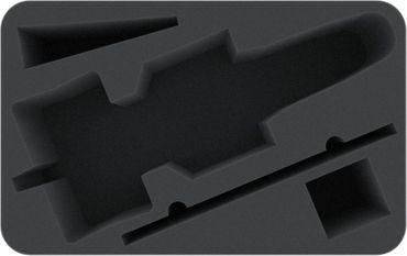 Schaumstoffeinlage für Star Wars X-WING C-ROC Kreuzer und Zubehör – Bild 1
