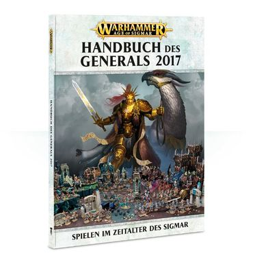Age of Sigmar General's Handbook 2017 (Deutsch)