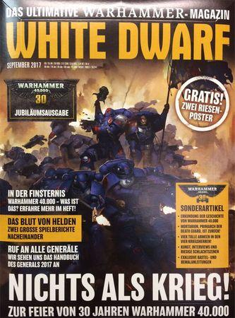 White Dwarf 13 September 2017 (Deutsch)
