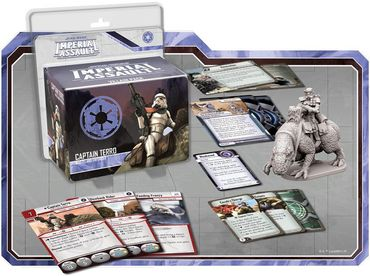 Star Wars Imperial Assault - Captain Terro Erweiterung (Deutsch) – Bild 2