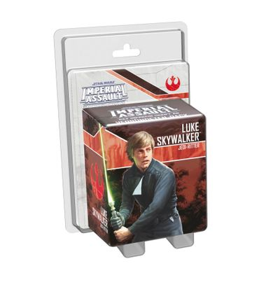 Star Wars Imperial Assault - Luke Skywalker Erweiterung (Deutsch) – Bild 1