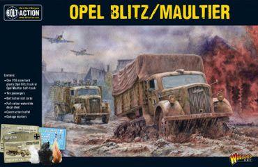 Opel Blitz / Maultier 28mm – Bild 1