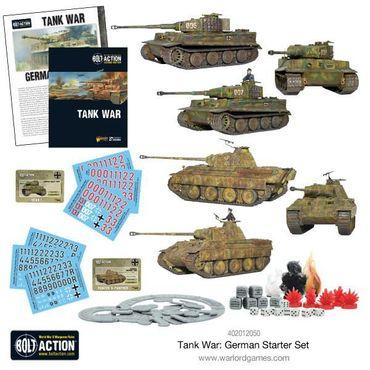 Tank War German Starter Set 28mm (Englisch) – Bild 5