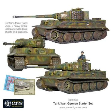 Tank War German Starter Set 28mm (Englisch) – Bild 4