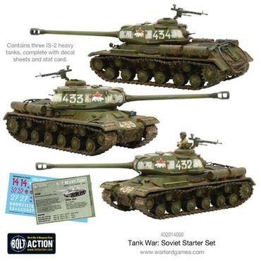 Tank War Soviet Starter Set 28mm (Englisch) – Bild 4
