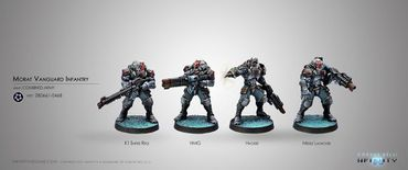Combined Army Morat Vanguard Infantry – Bild 1