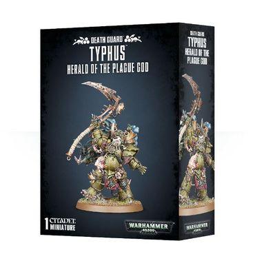 Death Guard Typhus Herald of Plague