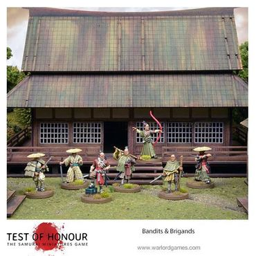 Test of Honour Bandits and Brigands 28mm – Bild 5