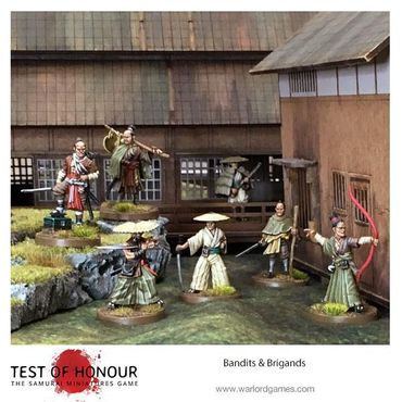 Test of Honour Bandits and Brigands 28mm – Bild 4
