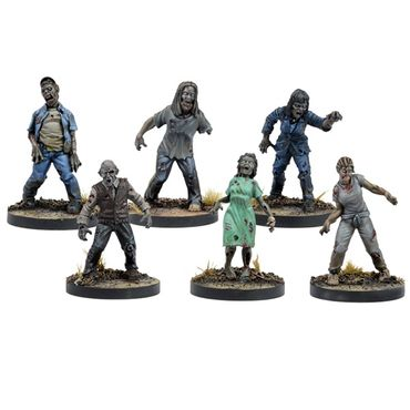 The Walking Dead Roamer Booster (Englisch) All Out War