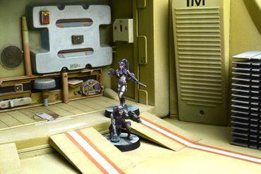ALEPH Nagas (Multi Sinper Rifle, Monoflament Mines) – Bild 3