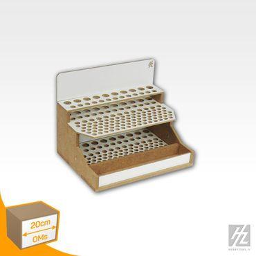Pinsel und Werkzeug Modul 20cm (Brushes and Tools Module 20cm) MWS