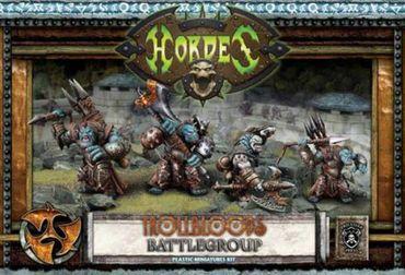 Trollbloods Hoarluk Doomshaper Battelgroup Limitierte Edition (Deutsch)