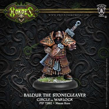 Circle Orboros Baldur the Stonecleaver Battelgroup Limitierte Edition (Deutsch) – Bild 2