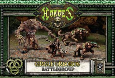 Circle Orboros Baldur the Stonecleaver Battelgroup Limitierte Edition (Deutsch)