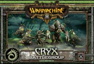 Cryx Iron Lich Asphyxious Battelgroup Limitierte Edition (Deutsch) – Bild 1