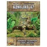 Konflikt 47 Japanese Scorpion Light Walker 28mm 001