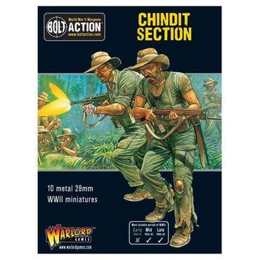 British Chindit Section 28mm – Bild 1