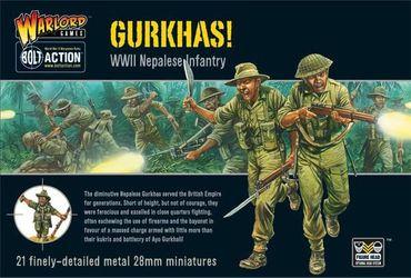 British Gurkhas 28mm – Bild 1