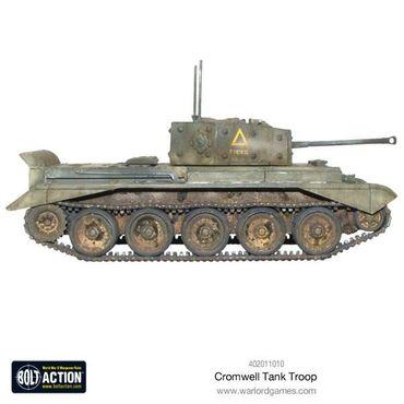 British Cromwell Tank Troop 28mm – Bild 4