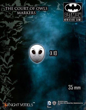 The Court of Owls Marker (10)