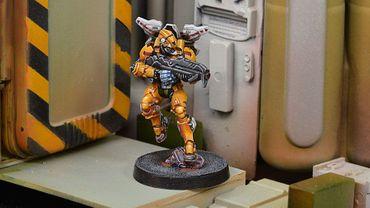 Yu Jing Tiger Soldiers (Spitfire, Boarding Shotgun) – Bild 5