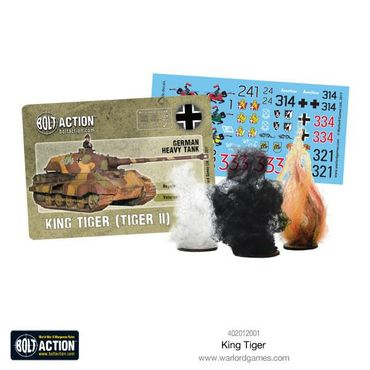 King Tiger Heavy Tank 28mm – Bild 4
