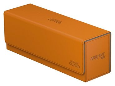 Flip Case Arkhive 400+ XenoSkin Orange – Bild 2
