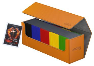 Flip Case Arkhive 400+ XenoSkin Orange – Bild 9
