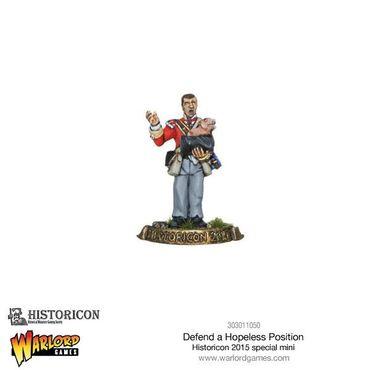Defend a Hopeless Position Historicon 2015 Special Miniature Event Bundle 28mm – Bild 2