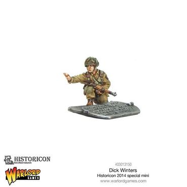 Dick Winters Day of Days Historicon 2014 Special Miniature 28mm – Bild 1
