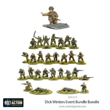 Dick Winters Day of Days Historicon 2014 Special Miniature Event Bundle 28mm – Bild 1